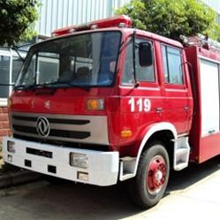 消防车声音大全